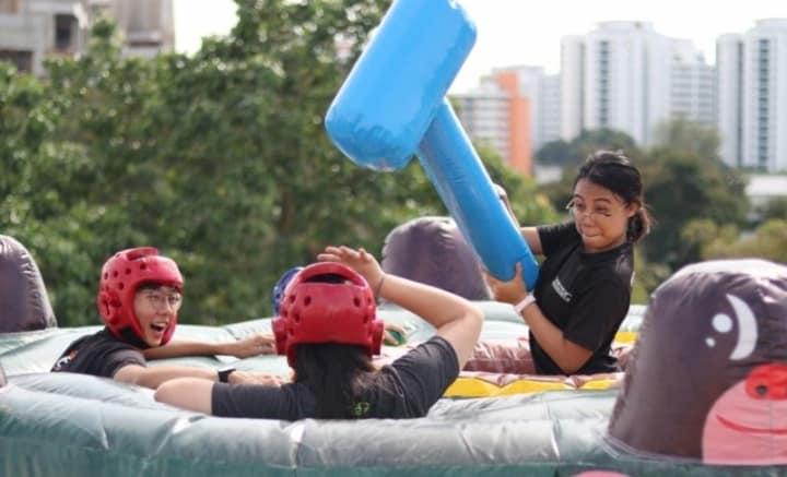 Team Building Sentosa - Team Building Singapore