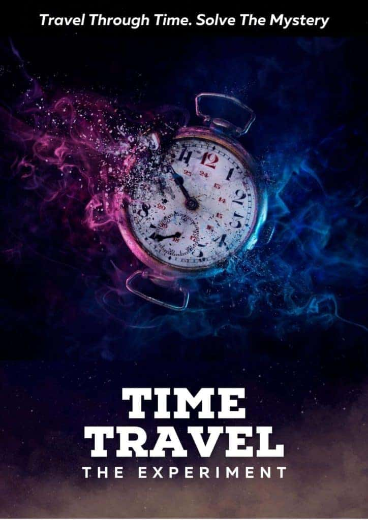 Team Building Company In Singapore - virtual time travel