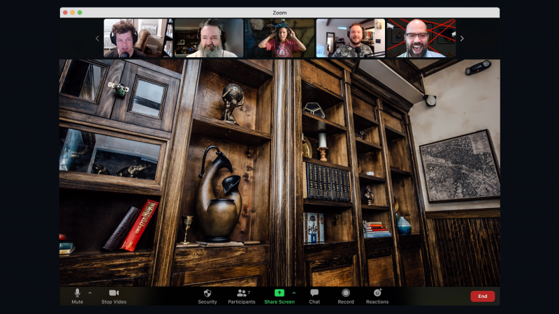 Virtual Escape Room - Virtual Team Building Australia